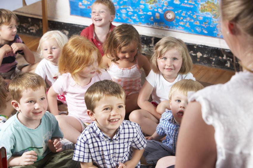 Caractéristiques de l'enfant de 2 à 5 ans