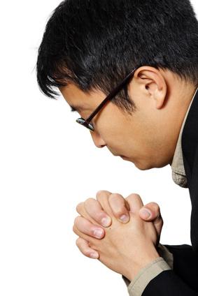 Commencer par la prière