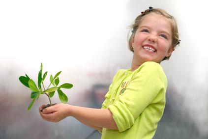 La conversion d'un enfant