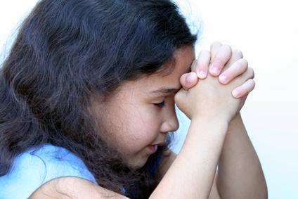 Comment enseigner aux enfants à prier